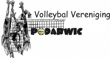 Logo Volleybal vereniging Podarwic