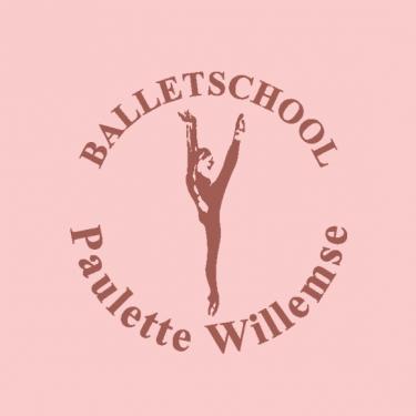 Logo Balletschool Paulette Willemse